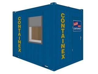 Portable cabin 10'