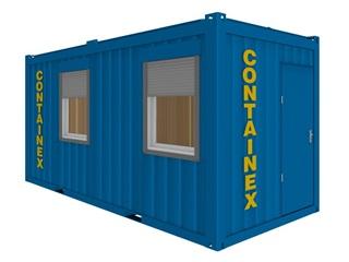 Portable cabin 16'