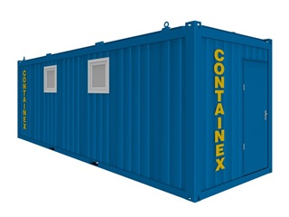 Sanitärcontainer 24'