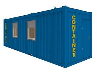 Portable cabin 24'