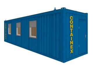 Portable cabin 30'