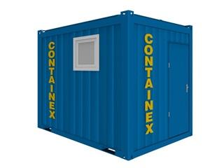 Sanitární kontejner 10'