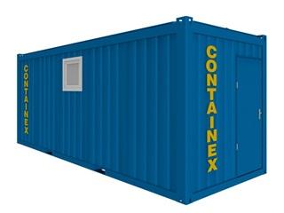 Sanitární kontejner 20'