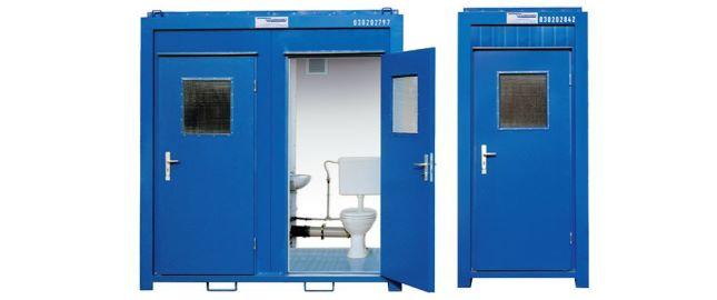 WC cabin