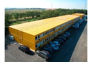 Kancelářská kontejnerová sestava