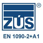 EN 1090-2+A1 Certificate